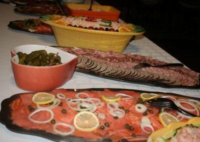 plats poissons - Accueil
