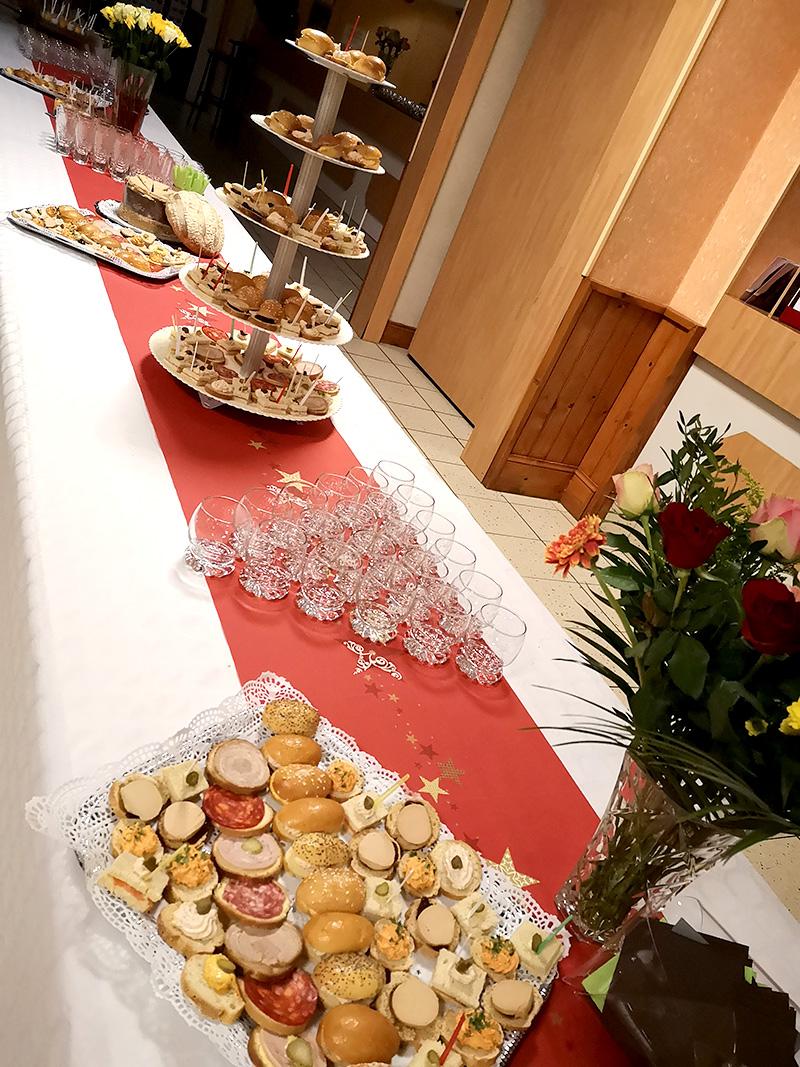 buffet cocktail - Traiteur