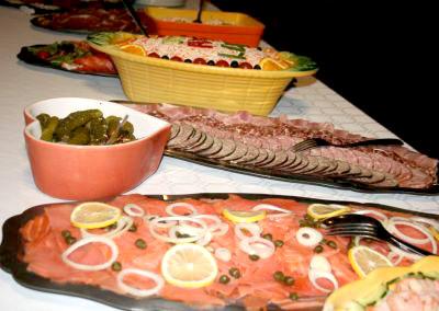 plats poissons - Restaurant