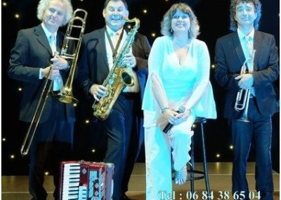 Mister swing orchestra - Nos partenaires
